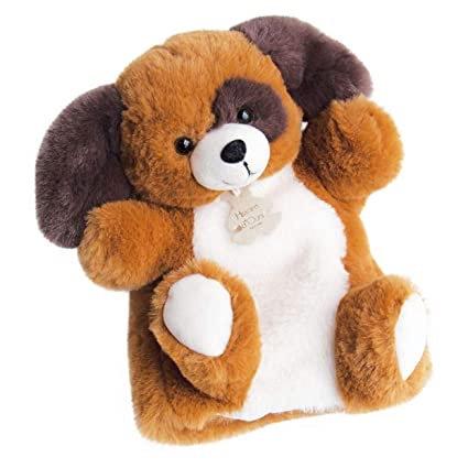 Histoire d'ours- Hond handpop