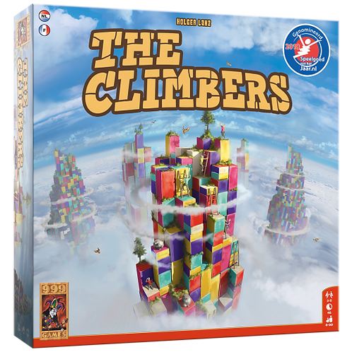 999 Games-The Climbers