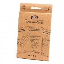 Piks- 24 Opdrachtkaarten