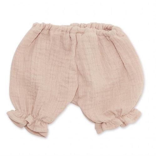 By astrup-linnen broek voor poppen