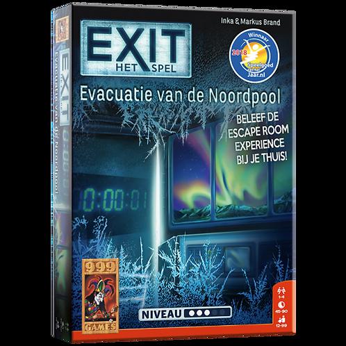 999Games- EXIT/Evacuatie van de Noordpool
