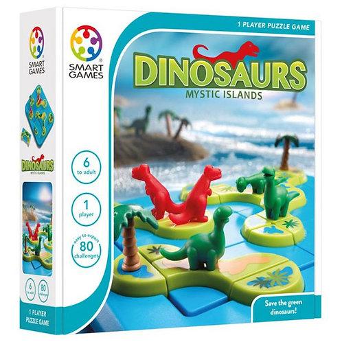 Smart Games-Dinosaurs mystic island