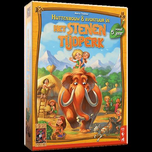 999 Games- Stenen Tijdperk: Huttenbouw & Avontuur