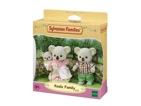 Sylvanian Families-Familie Koala