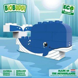 BiOBUDDi blokken - Arctic Walvis