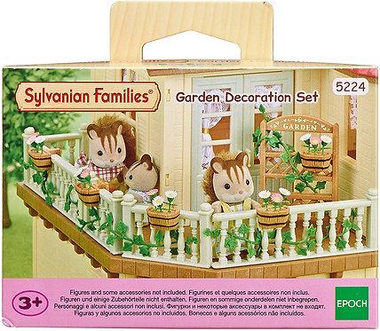 Sylvanian Families-Garden Decoration Set