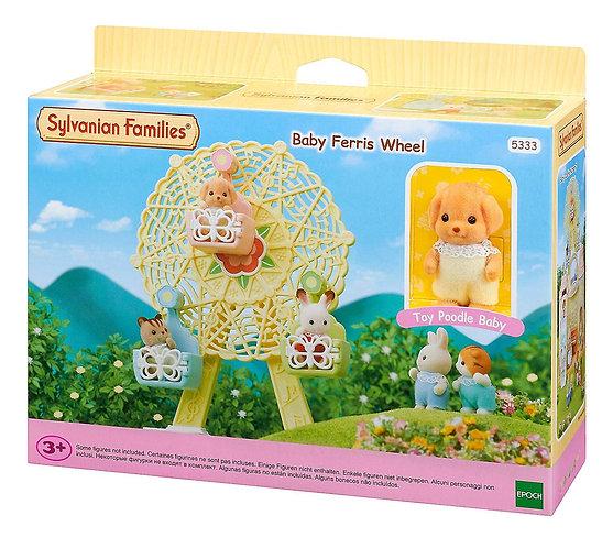 Sylvanian Families-Baby Ferris Wheel