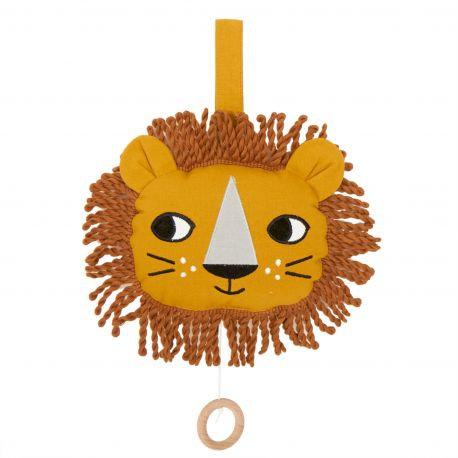 Roommate- Muziekknuffel Leeuw