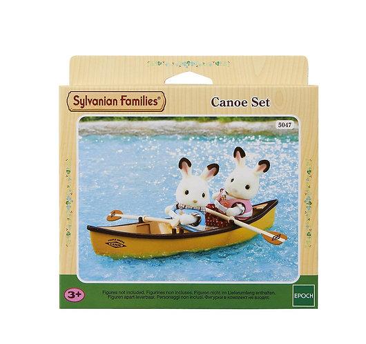 Sylvanian Families-Canoe Set