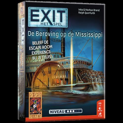 999Games- EXIT/ De Beroving op de Mississippi