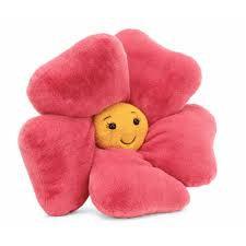Jellycat- fleury petunia