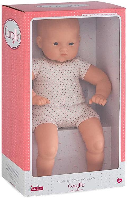 Corolle-Babypop Chéri pop 50cm om aan te kleden