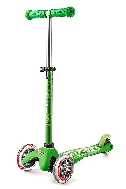 Mini Micro Deluxe -Groen