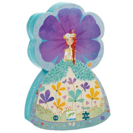 """Djeco-puzzel 36stuks """"De prinses van de lente"""""""