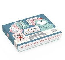 Djeco- Doosje met kaartjes en enveloppen