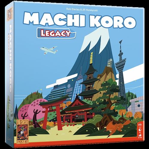 999 Games-Machi Koro Legacy