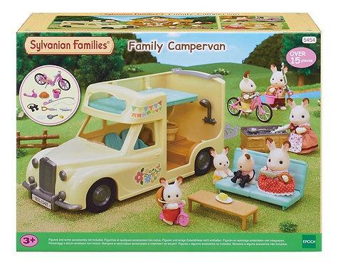 Sylvanian Families-Family Campervan