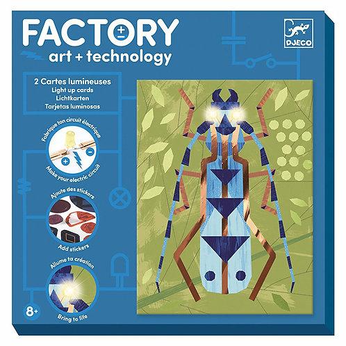 Djeco - Kunst en technologie insecten
