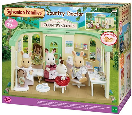 Sylvanian Families-Country Doctor