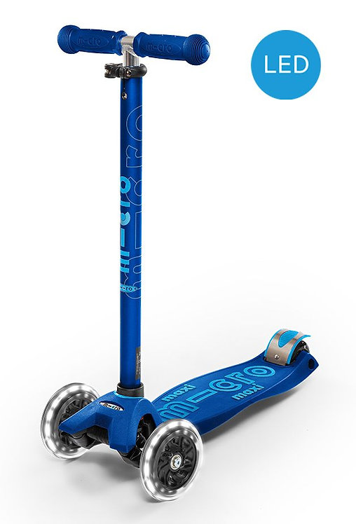 Maxi Micro step met led- Navy Blue