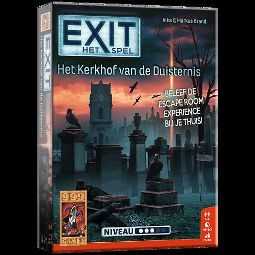 999 Games-EXIT Het kerkhof van de duisternis