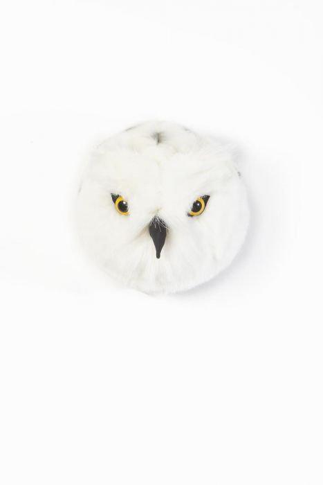 Wild & soft trophy sneeuwuil Chloe