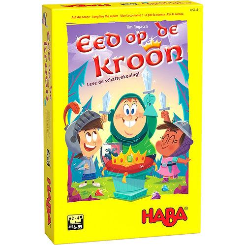 HABA-Eed op de kroon