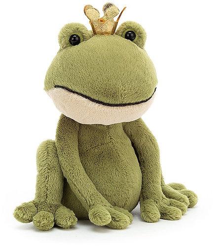 Jellycat - Felipe the Frog Prince