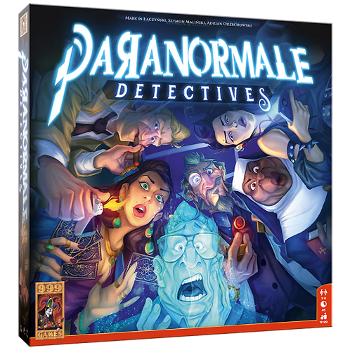 999Games- Paranormale