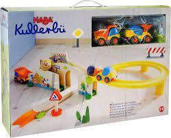 Kullerbü- Speelbaan 'op de werf'