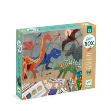 Djeco- Dino Box