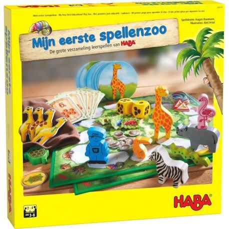 Haba-Mijn eerste spellenzoo