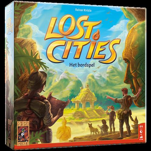 999Games-Lost Cities: Het Bordspel