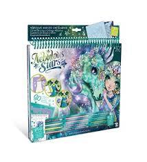 Nebulous Stars- Creatieve Schetsboek
