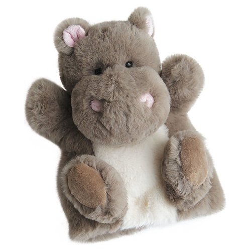 Histoire d'ours- Nijlpaard handpop