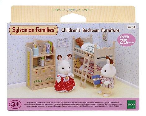 Sylvanian Families-Children's Bedroom Furniture