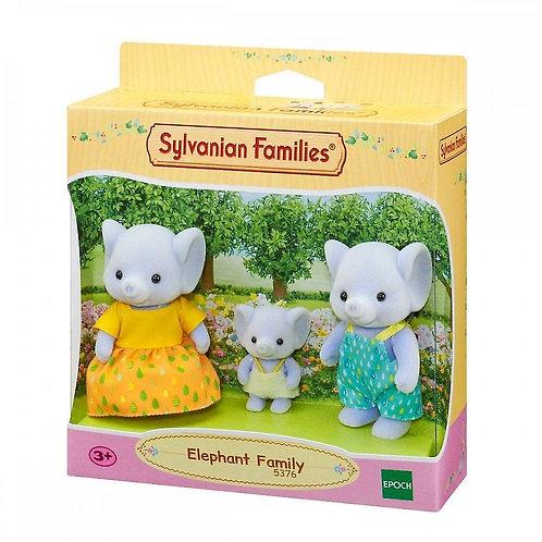 Sylvanian Families-Elephant Family
