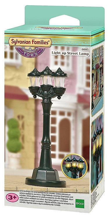 Sylvanian Families-Light up Street Lamp