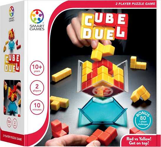 Smart games- Cube duel