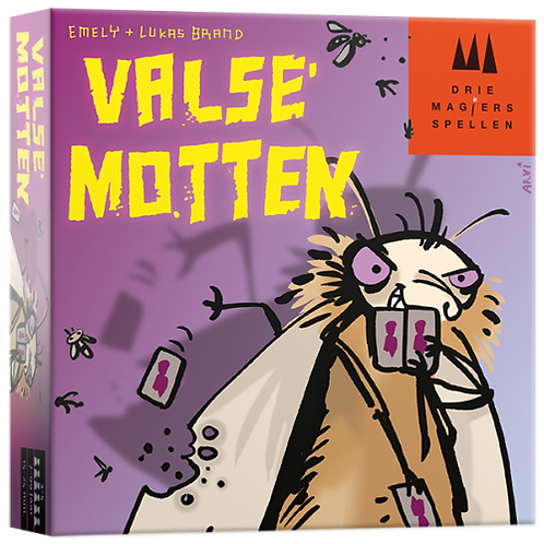 999 Games-Valse Motten