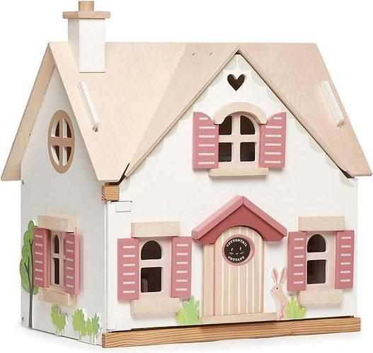 "Tender leaf toys-houten poppenhuis ""cotontail"""