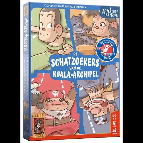 999Games- Adventure By Book: De Schatzoekers van de Kuala-archipel