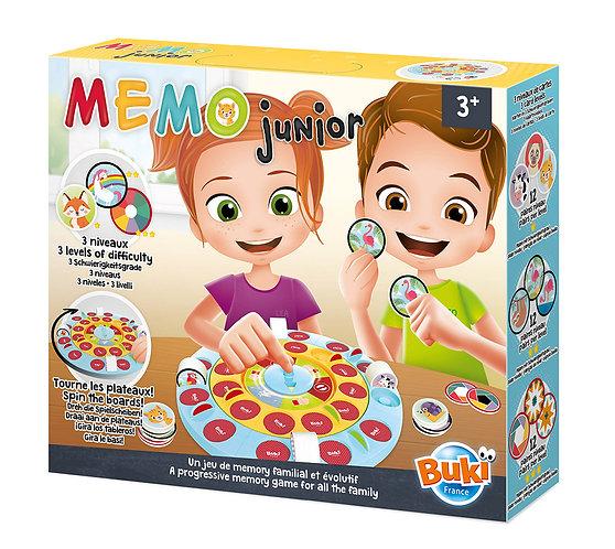 Buki-memo spel