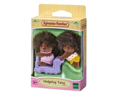 Sylvanian Families-Hedgehog Twins