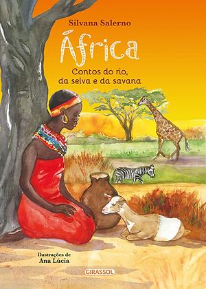 África - Contos do Rio da Selva E Da Savana (Capa Dura)