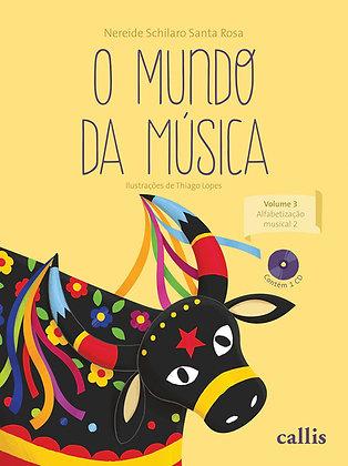 O Mundo da Música Vol. 3
