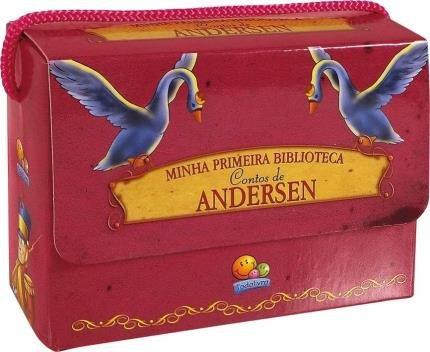 Minha Primeira Biblioteca de Contos: Andersen - 5 Livros