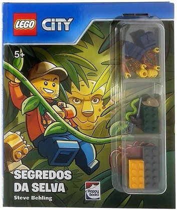 Lego City - Segredos da Selva