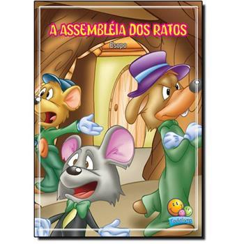 Mini - Fabulas: A Assembléia dos Ratos