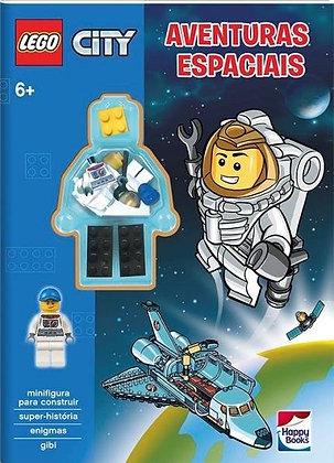 Lego City - Aventuras Espaciais